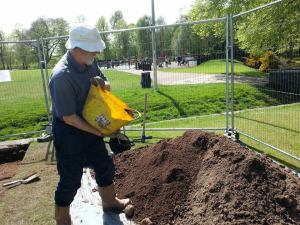 Emptying Soil 2